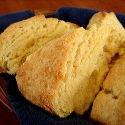 Cornmeal Scones recipe