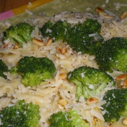 Broccoli & Bow Ties recipe