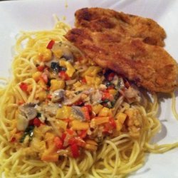 Cheesecake Factory's Louisiana Chicken Pasta recipe