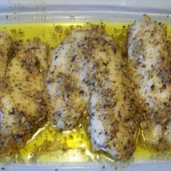 Fish Marinade for People Who Hate Fish recipe