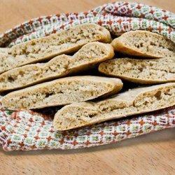 Healthy Whole Wheat Pita Bread (No Oil or Sugar) recipe