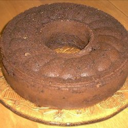 Chocolate Chocolate Chocolate Bundt Cake recipe