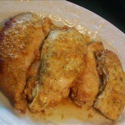 Deviled Chicken Crock Pot recipe