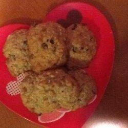 Heavenly Banana Oatmeal Chocolate Chip Cookies recipe