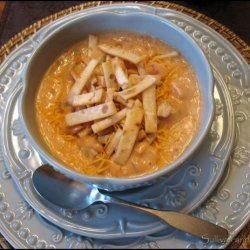 Max & Erma's  Chicken Tortilla Soup - Sue's Original Clone recipe