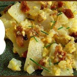 Cheesy Potato Bacon Packets for the Grill recipe