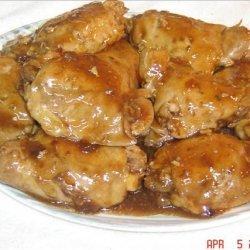 Chicken Thighs Diablo recipe