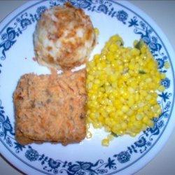 Savory Salmon Loaf recipe