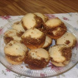Coffee Cake Muffins recipe