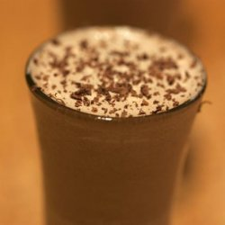 Pudding Shots - Alcoholic recipe