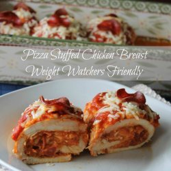 Stuffed Chicken Breasts recipe