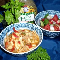 Leftover Turkey or Chicken Chili recipe