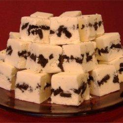 Cookies 'n Cream Fudge recipe
