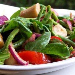 Fresh Green Bean Salad recipe