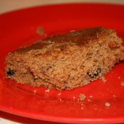 Blueberry Gingerbread recipe