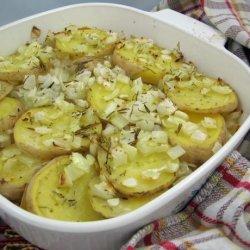 Potatoes and Onions (Patate E Cipolle) recipe