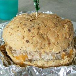 Tuna Melt Sandwiches recipe