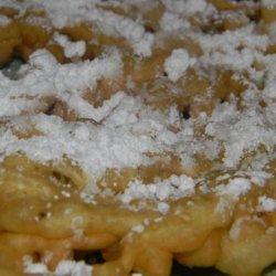 Funnel Cake recipe