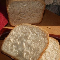 Bread Machine Buttermilk and Honey Wheat Bread recipe