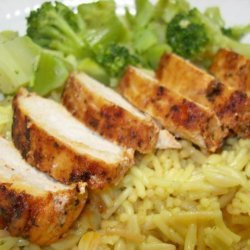 Smoked Paprika Chicken Breast recipe