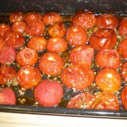Oven Roasted Tomato Sauce recipe