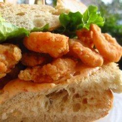 Stan's Place Shrimp Po Boy recipe