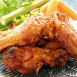 Easy Hot Wings recipe