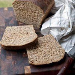100% Whole Wheat Bread (Bread Machine) recipe