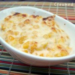Summit House Classic Creamed Corn Au Gratin recipe