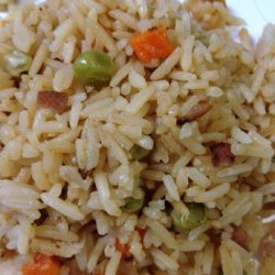 Rice Cooker Fried Rice recipe