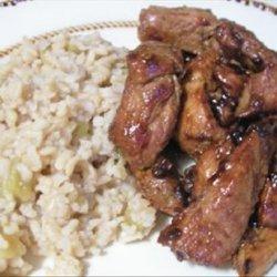 Braised Pork in Soy Sauce recipe