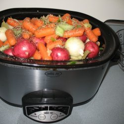 Crock Pot Chuck Roast recipe