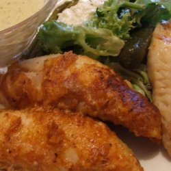Perch Fillets recipe