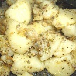 Fast  Microwaved  Pan  Fried  Potatoes recipe