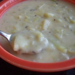 Cabbage and Potato Soup recipe