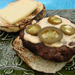 Fourth of July Burgers recipe