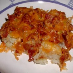 Tater Tot Side Dish recipe