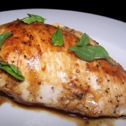 Sun-Dried Tomato, Pine Nuts and Basil Stuffed Chicken Breasts recipe
