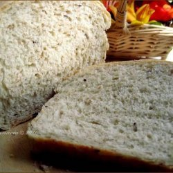 Bread Machine Oatmeal Bread recipe
