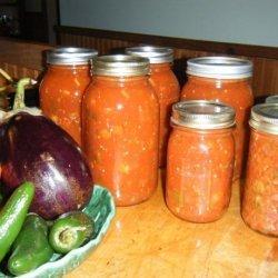 Eggplant  (Aubergine) Sauce for Pasta recipe