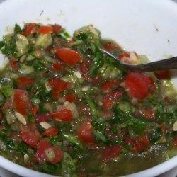 Yosi's Israeli Salad recipe