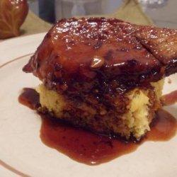 Oven-Roasted Pork Tenderloin With Brown Sugar Garlic Glaze recipe