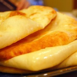 Bread Machine Naan recipe