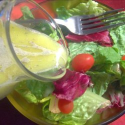 The Ospidillo Cafe Italian Salad Dressing recipe