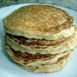Lower Carb Pancakes for One recipe