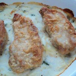 Farmer's Pork Chops recipe