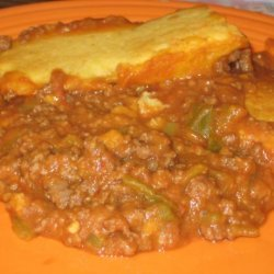 Awesome Easy Tamale Pie recipe