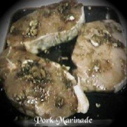 Pork Marinade recipe