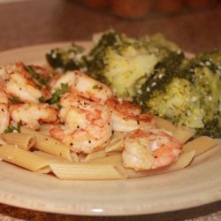 Weight Watchers Sauteed Shrimp recipe