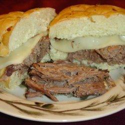 Portillo's Italian Beef Sandwiches recipe